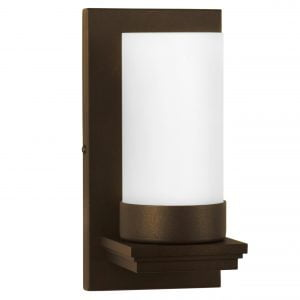 Truly Yours Bronze Wall Sconce