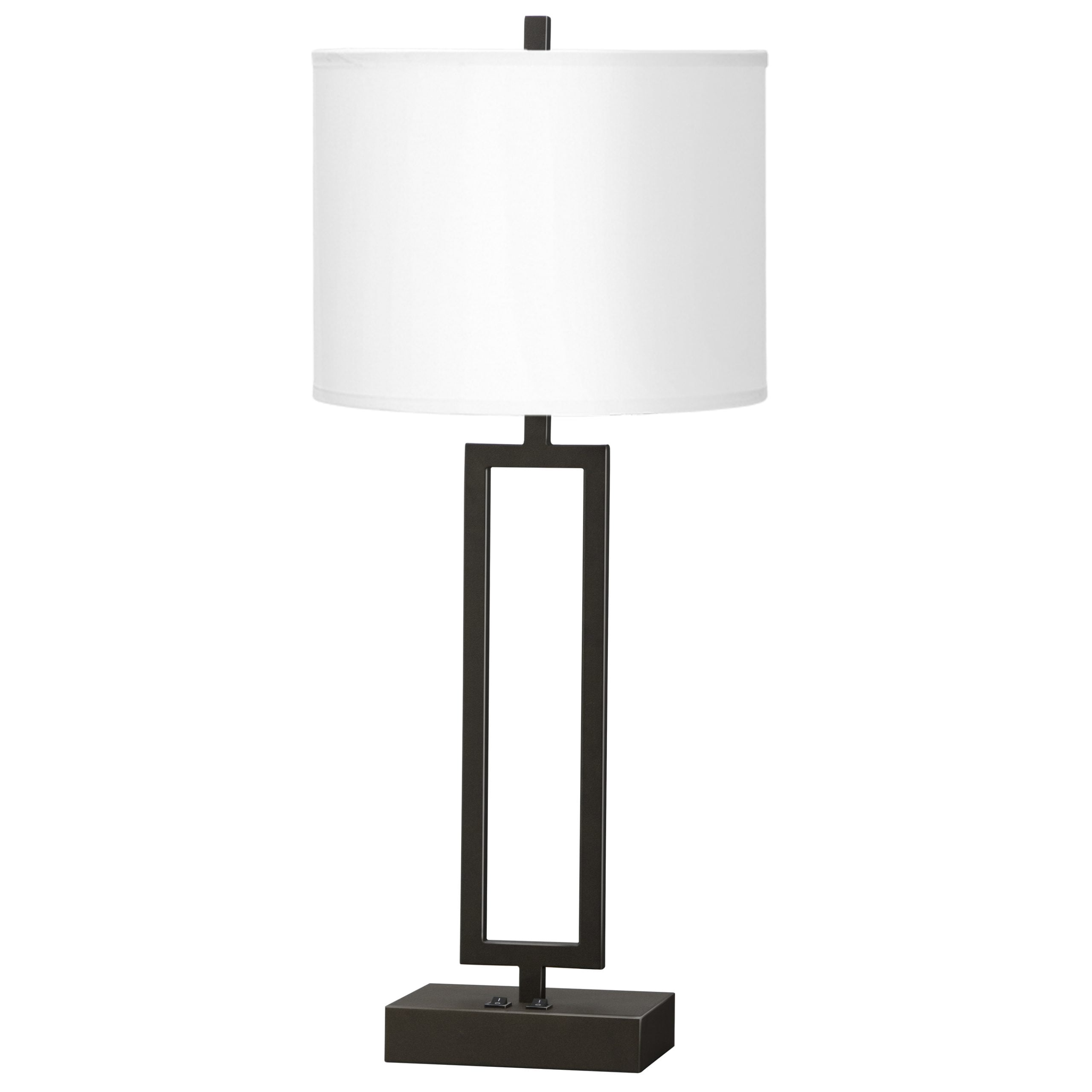 Truly Yours End Table Lamp