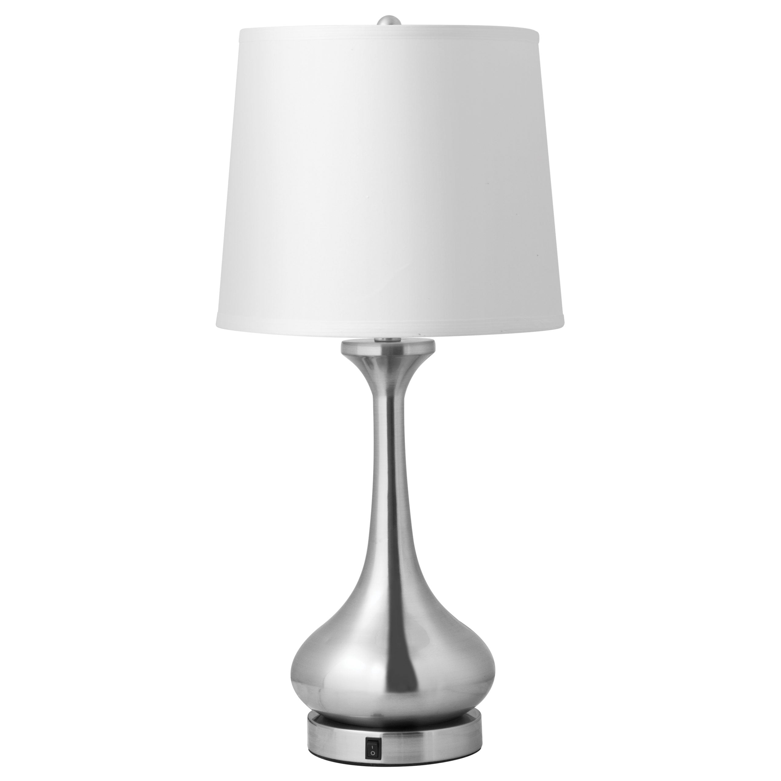 Lush Vert End Table Lamp