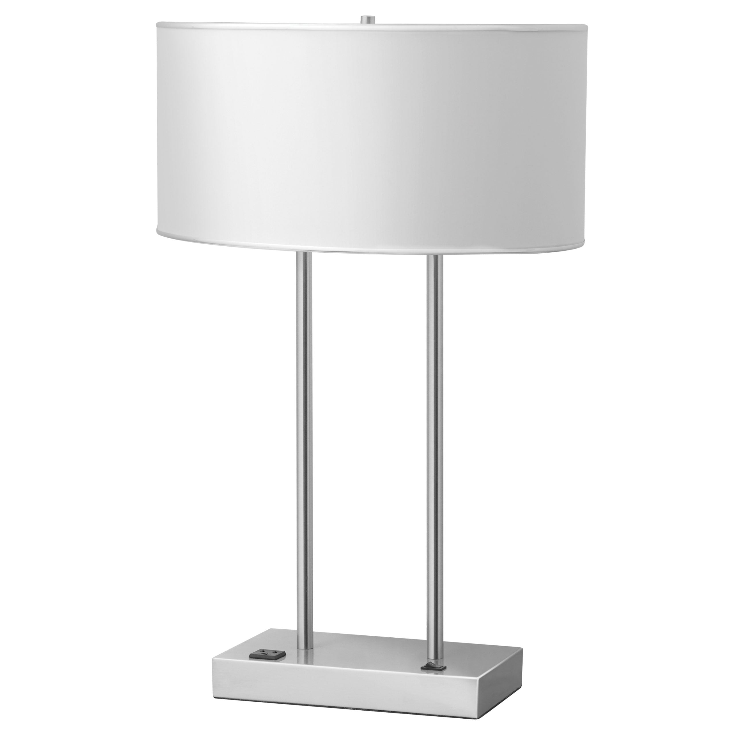 Clarity Single Table Lamp