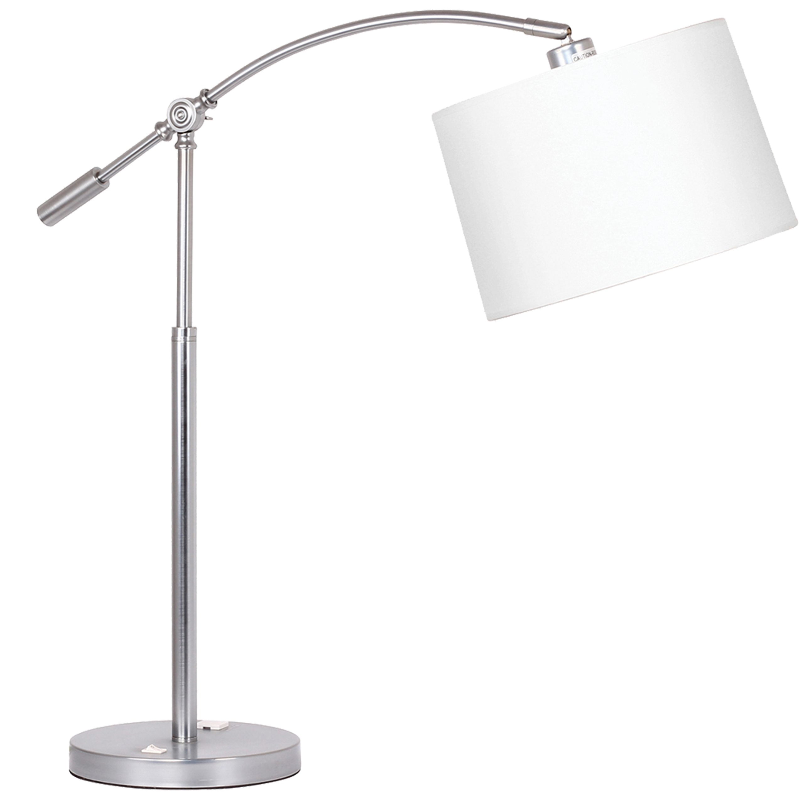 Fountain of Youth Desk Lamp with 1 Outlet