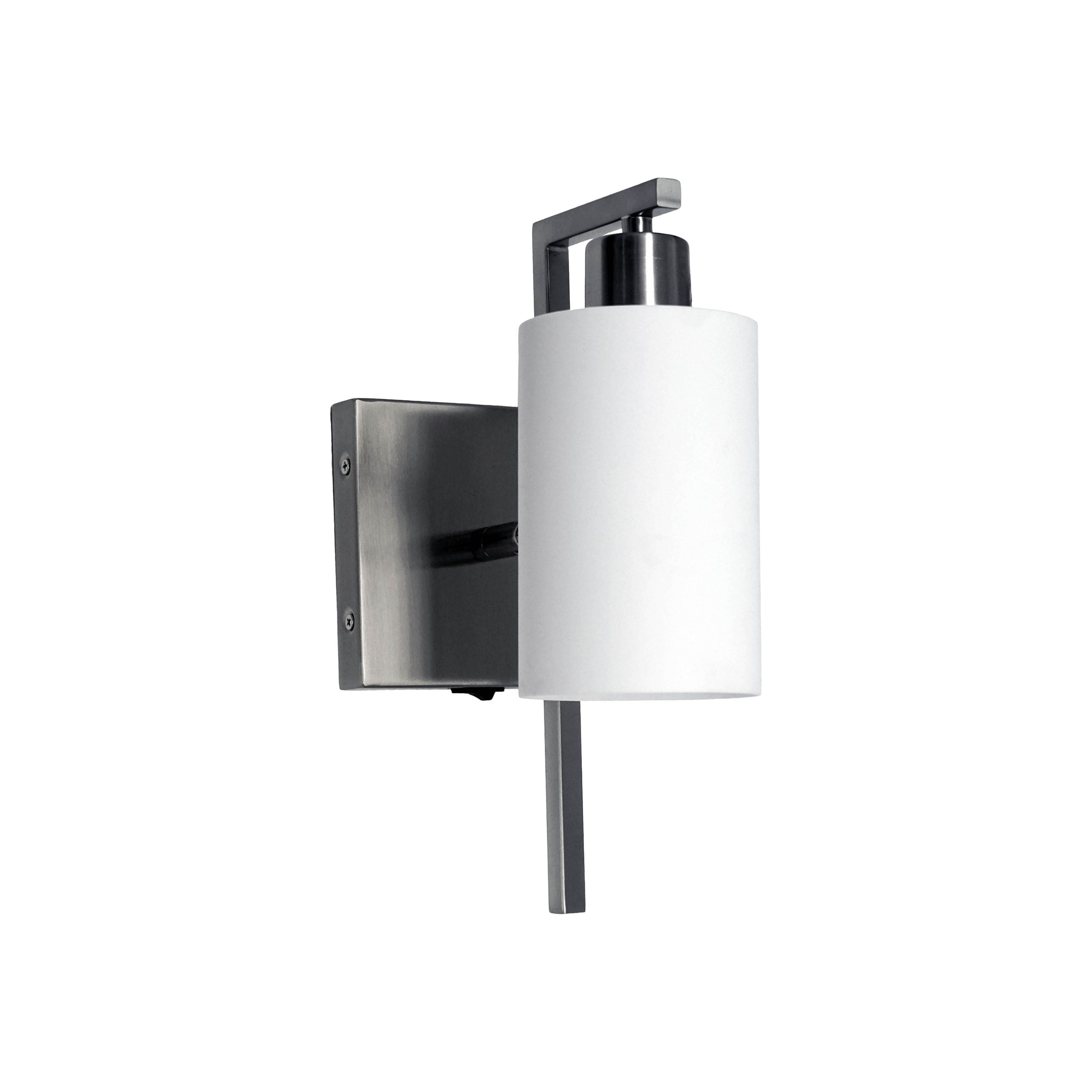 Mainstay Single Wall Lamp