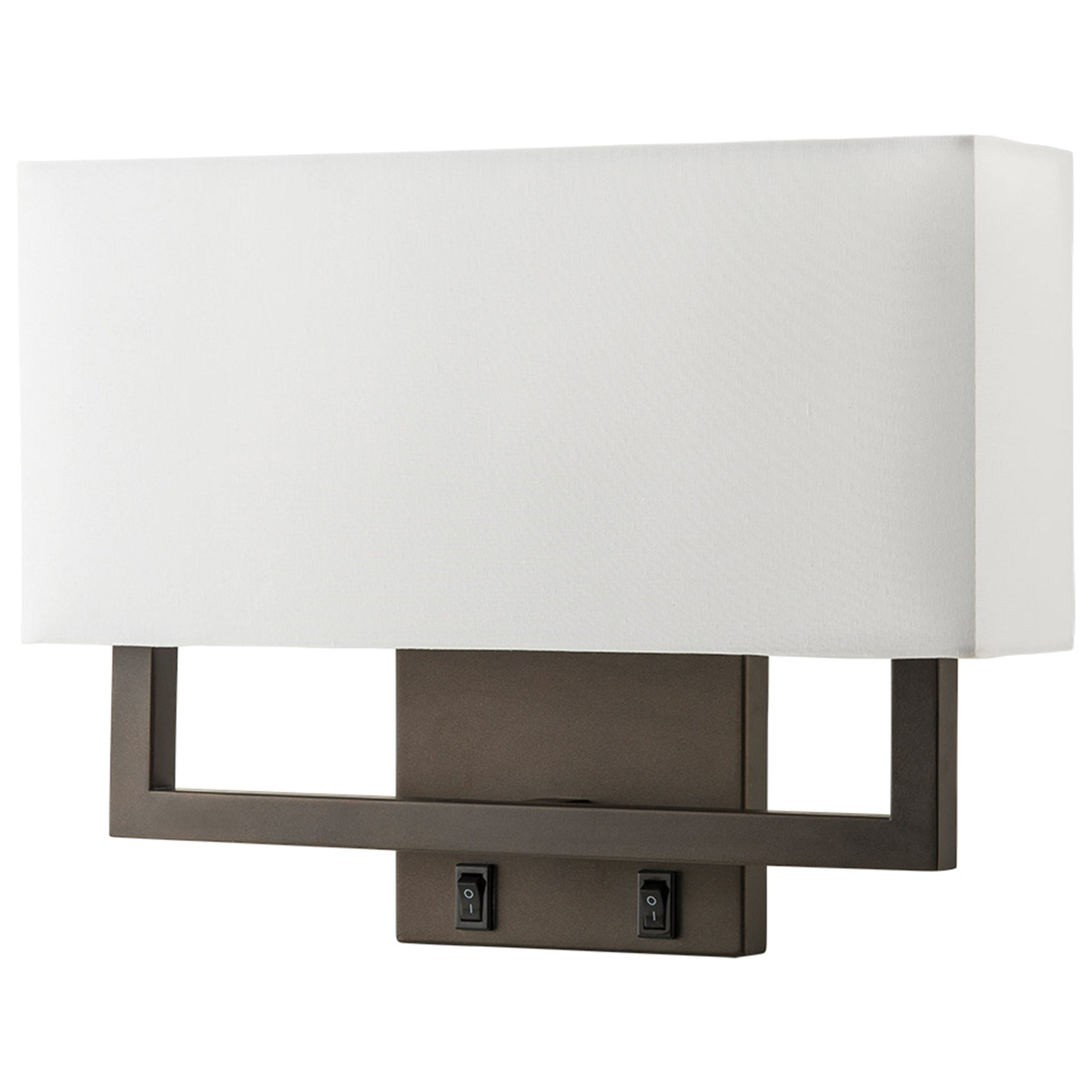Casual Double Wall Lamp