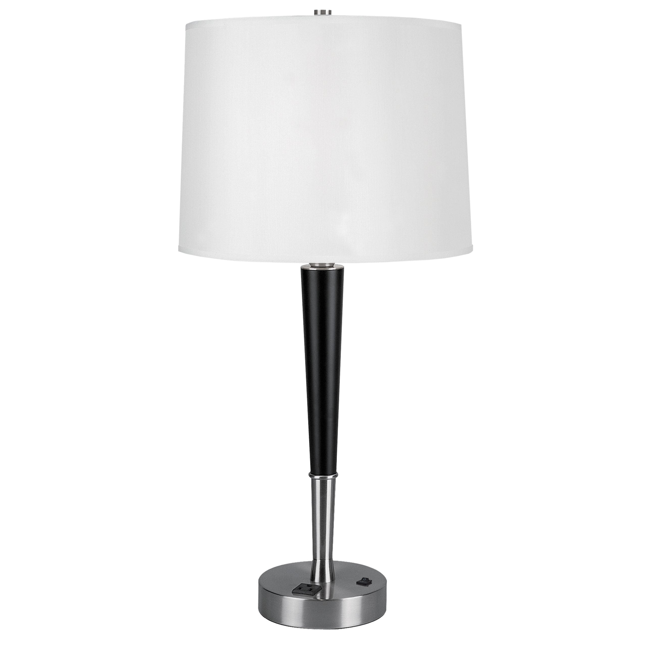 City Light End Table Lamp