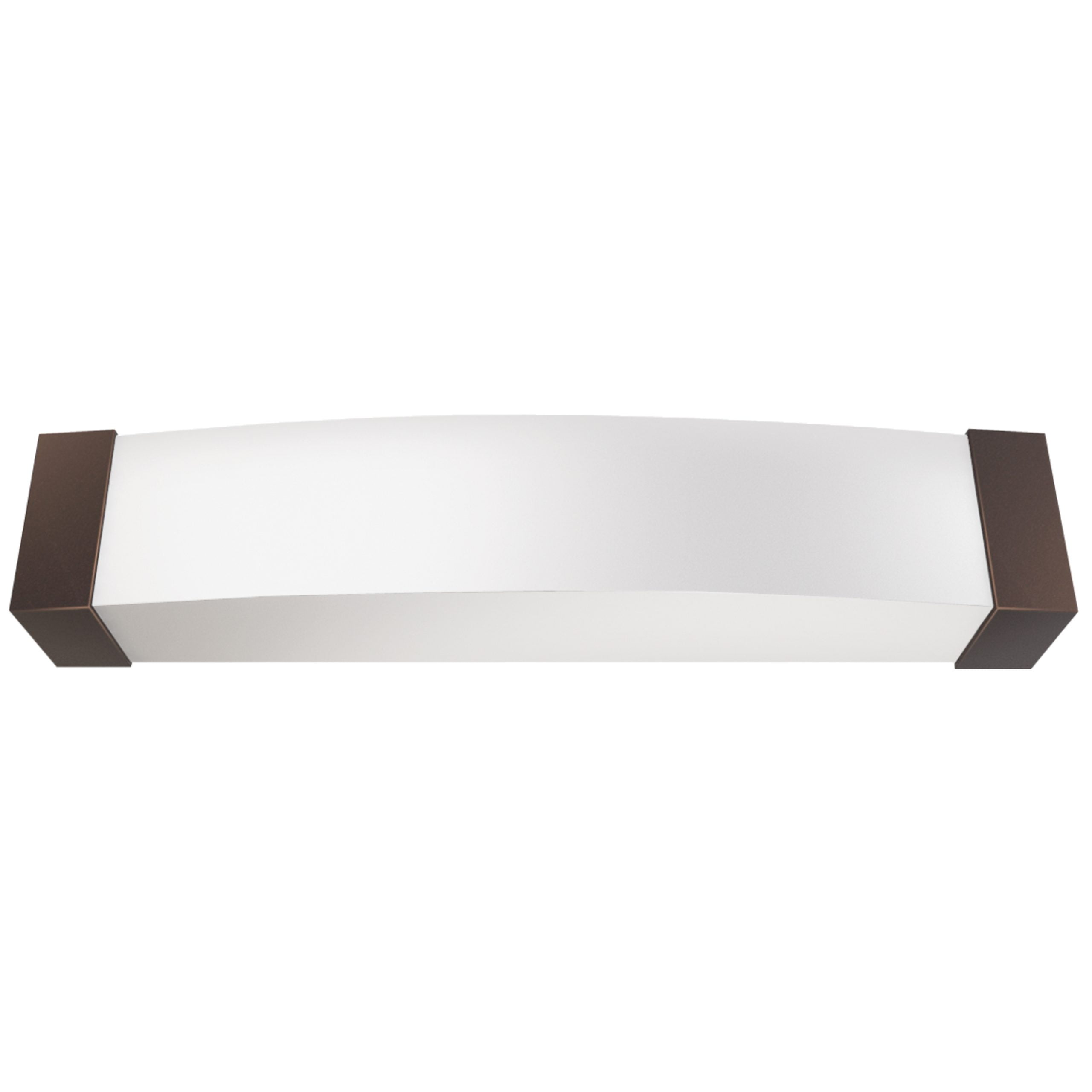 Truly Yours Dark Bronze 25in Vanity Fixture