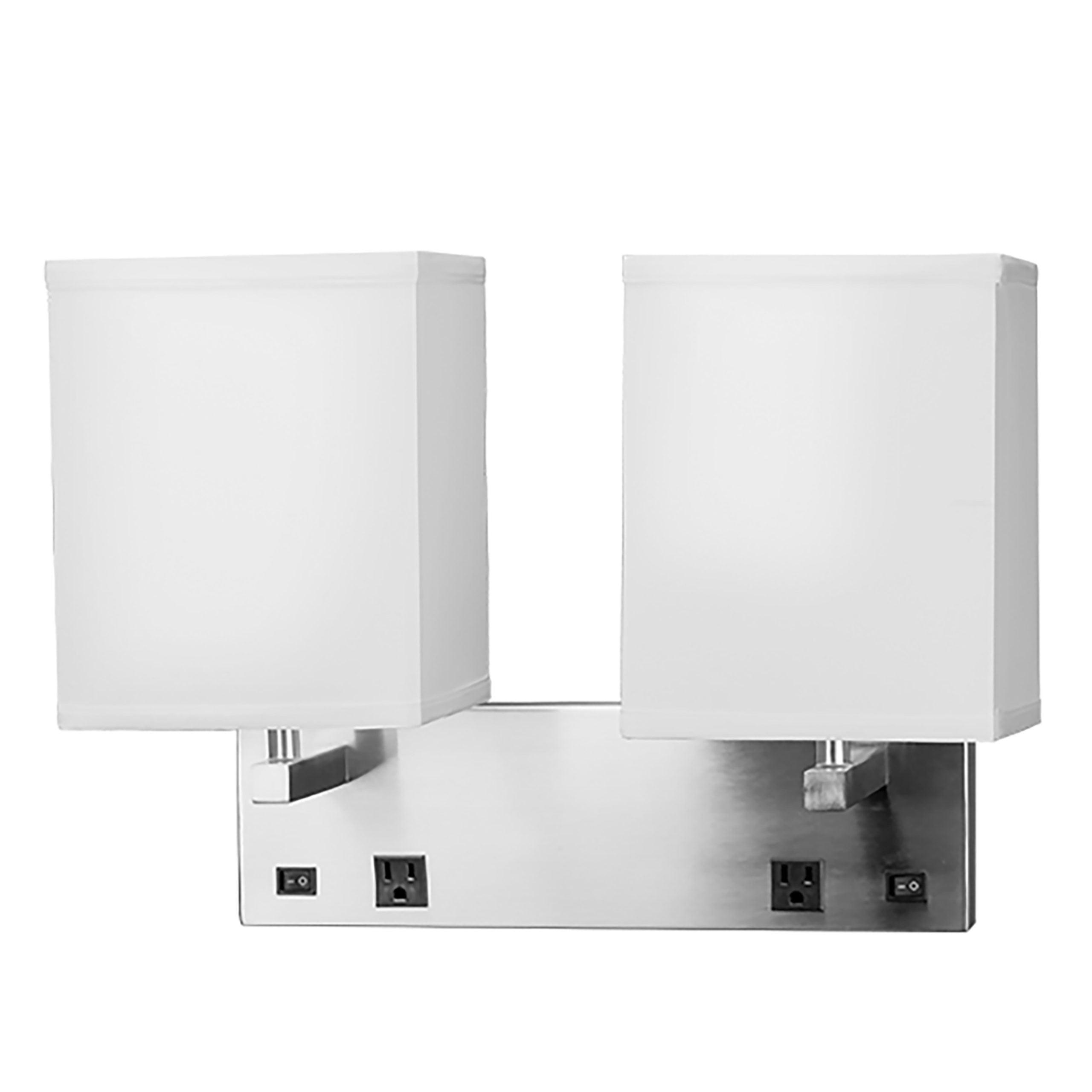 Adair Double Wall Lamp