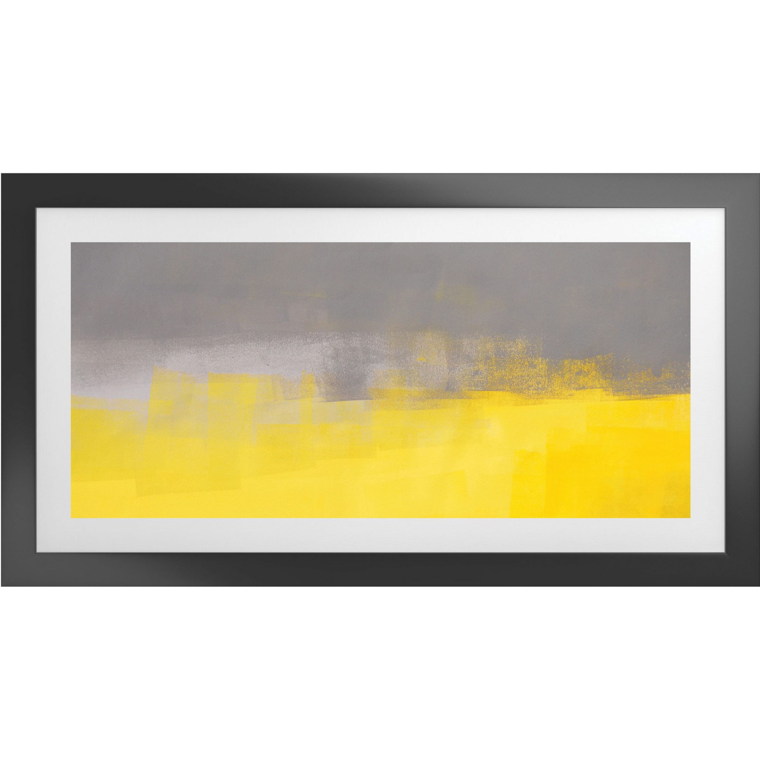 Lumos Artwork with Fornari Black Frame