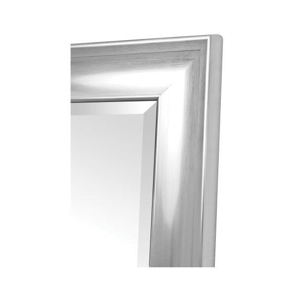 "Argento Silver Vanity (48"" x 36"")"