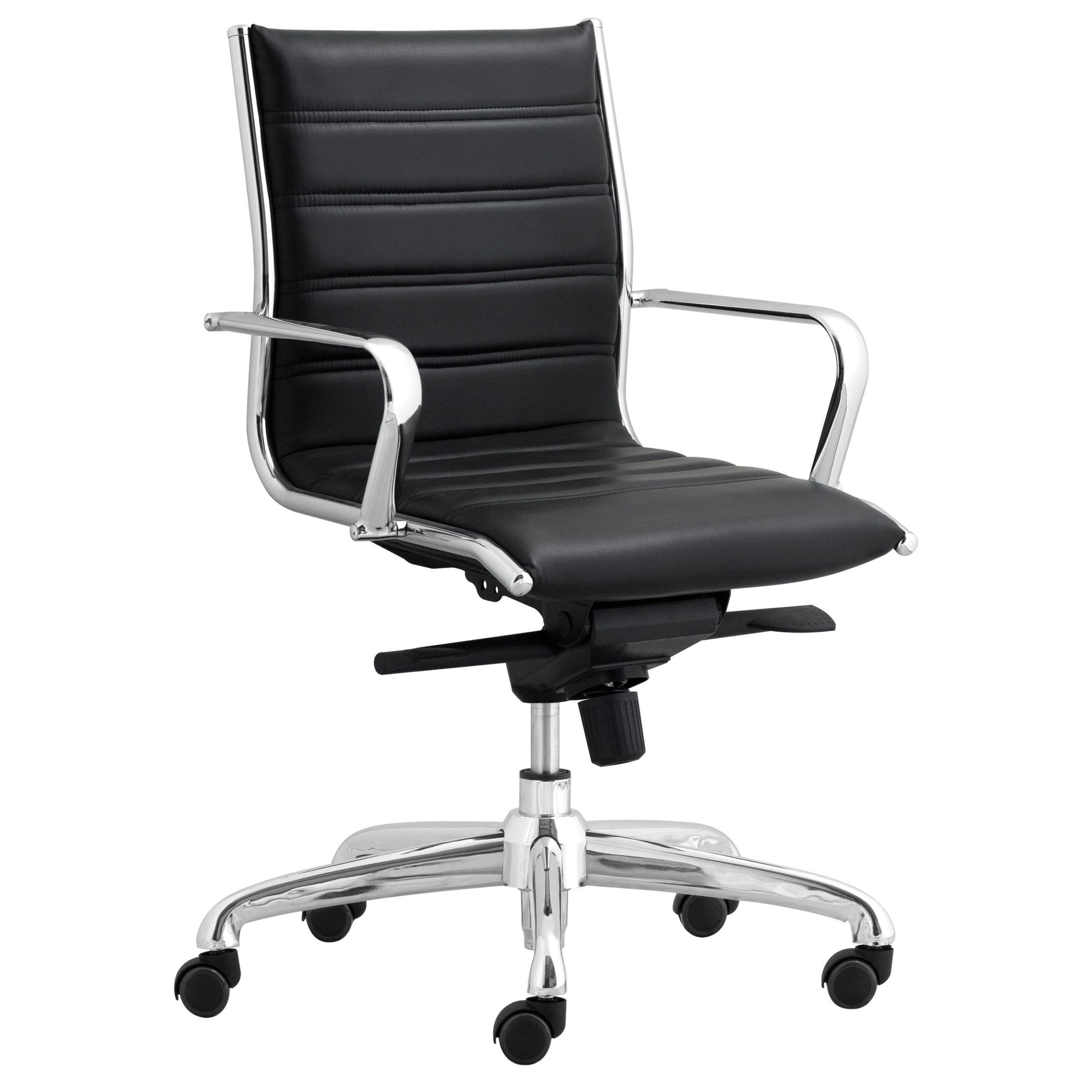 Palermo Task Chair - Black