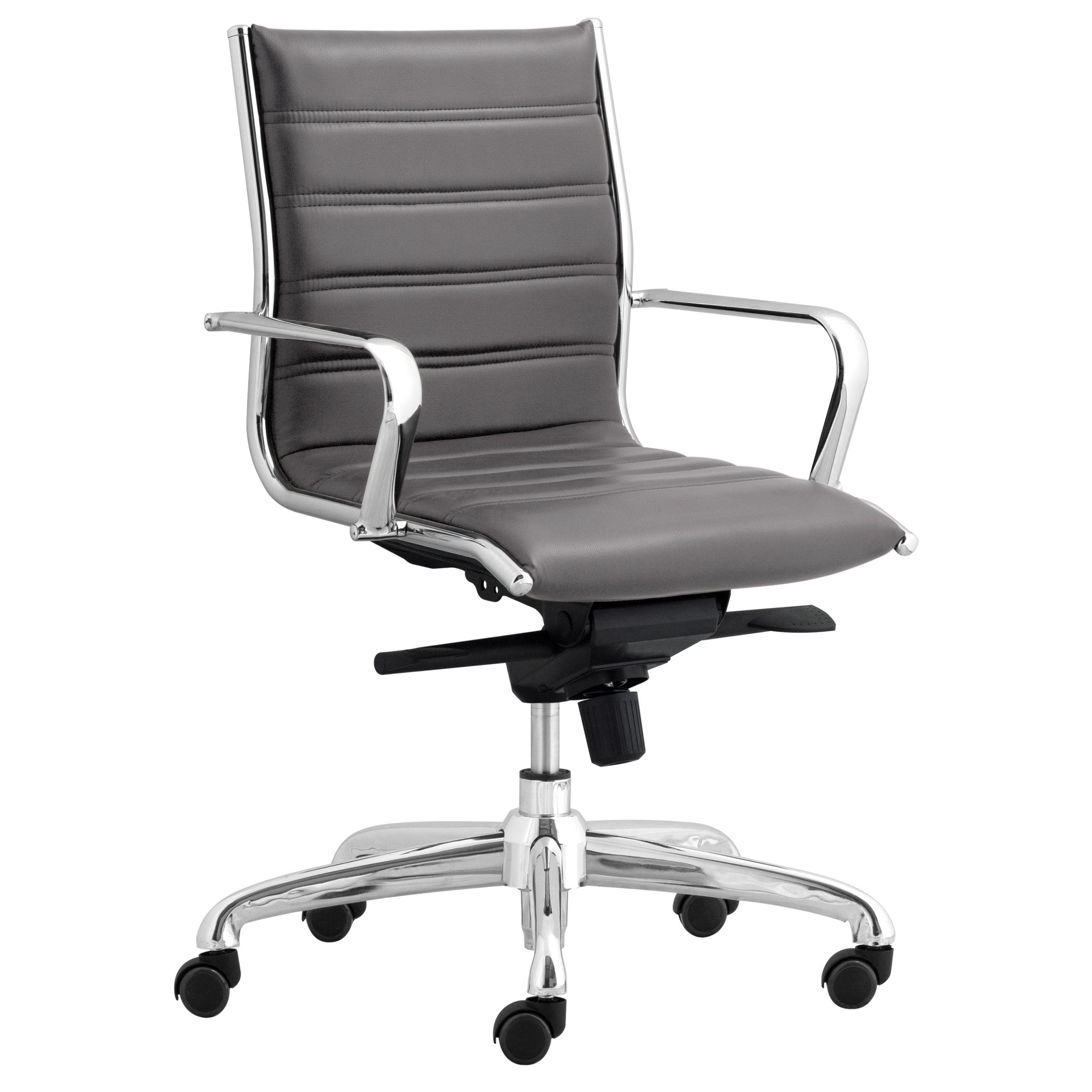 Palermo Gray Task Chair - Gray