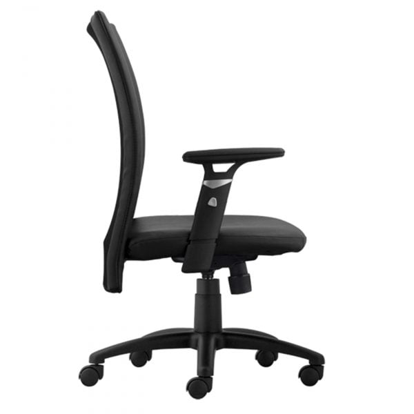 Parma Mid Back Task Chair with Arms