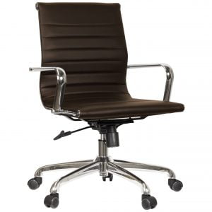 Ferrara Mid Back Task Chair with Arms