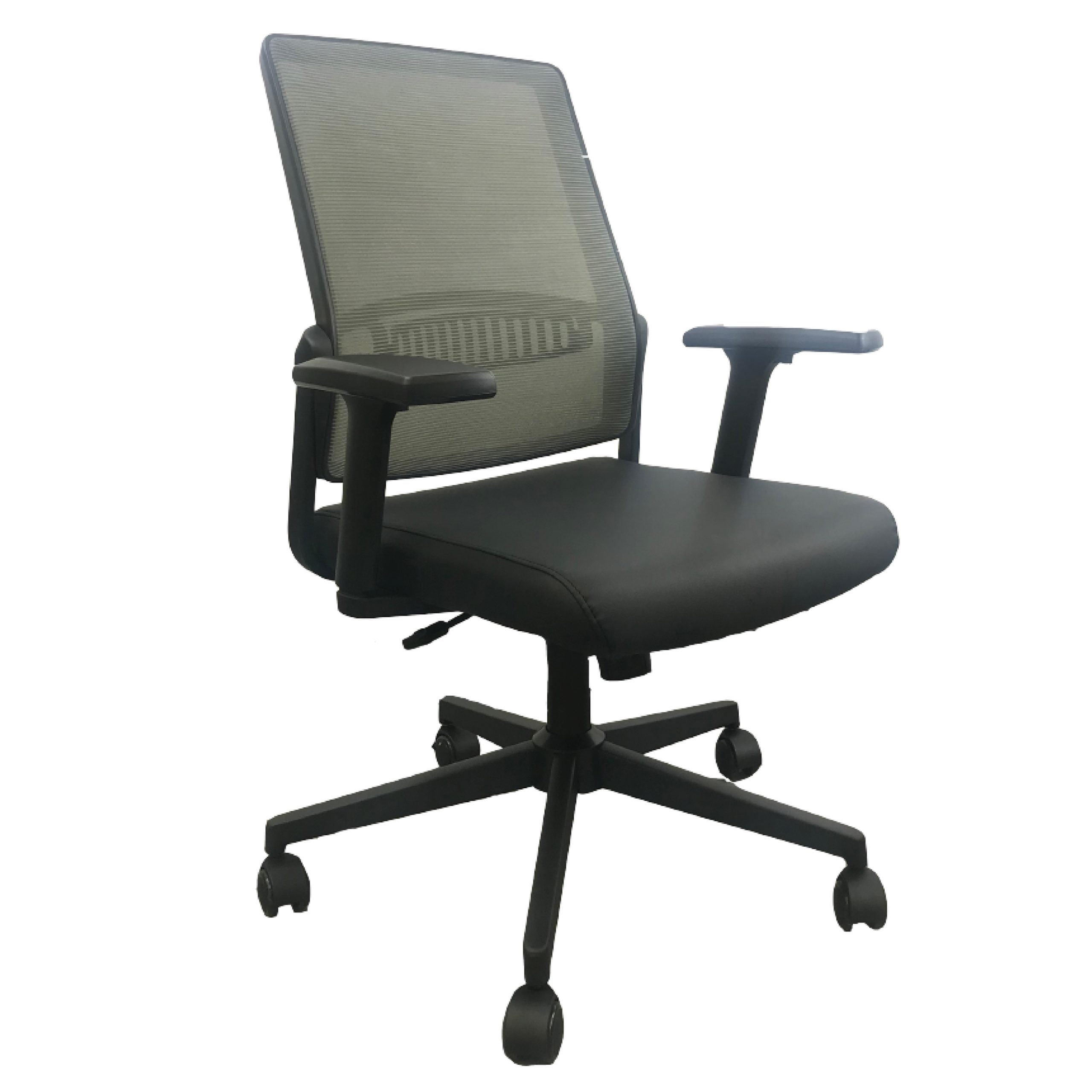 Vista Mid Back Task Chair with Arms