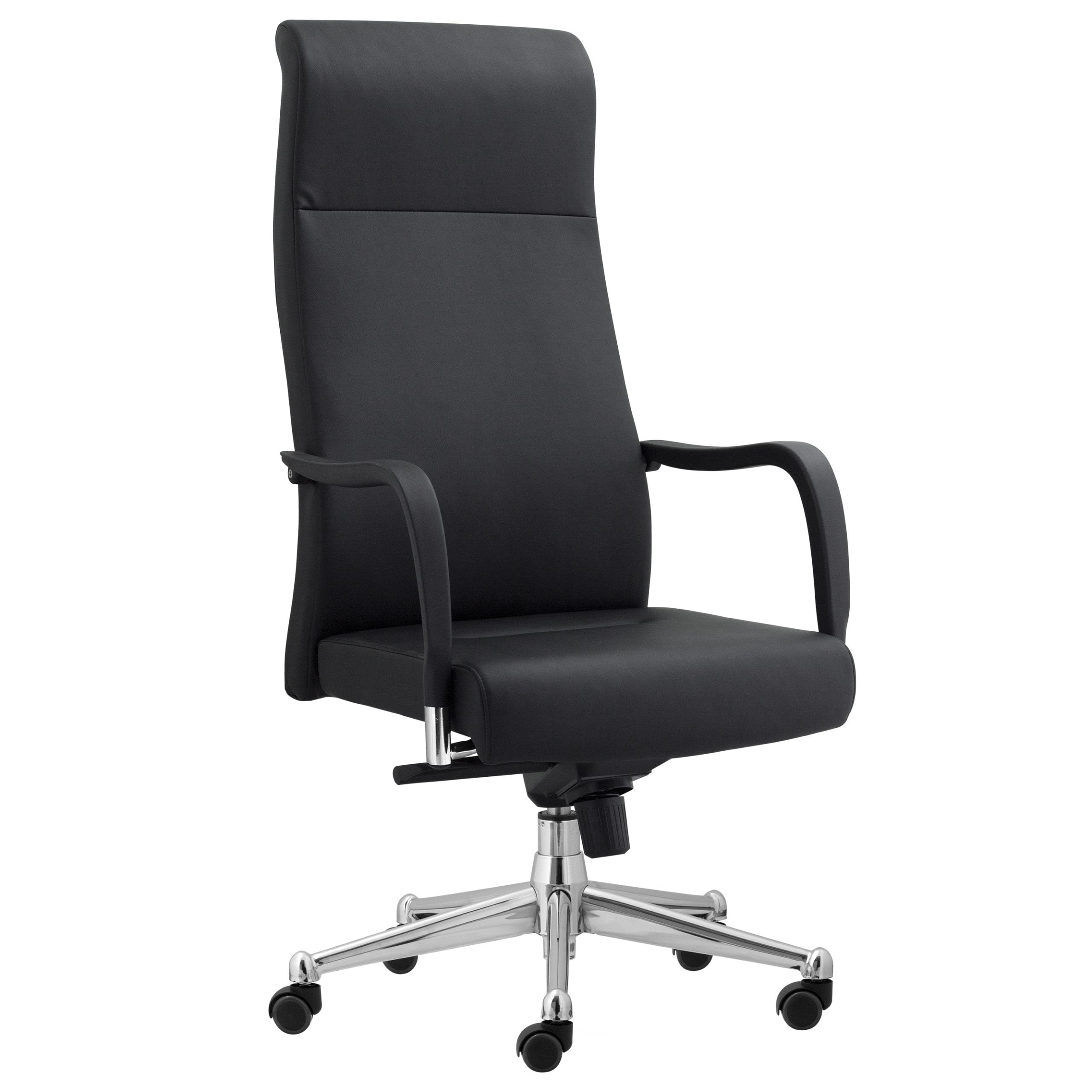 Helsinki High Back Task Chair - Black