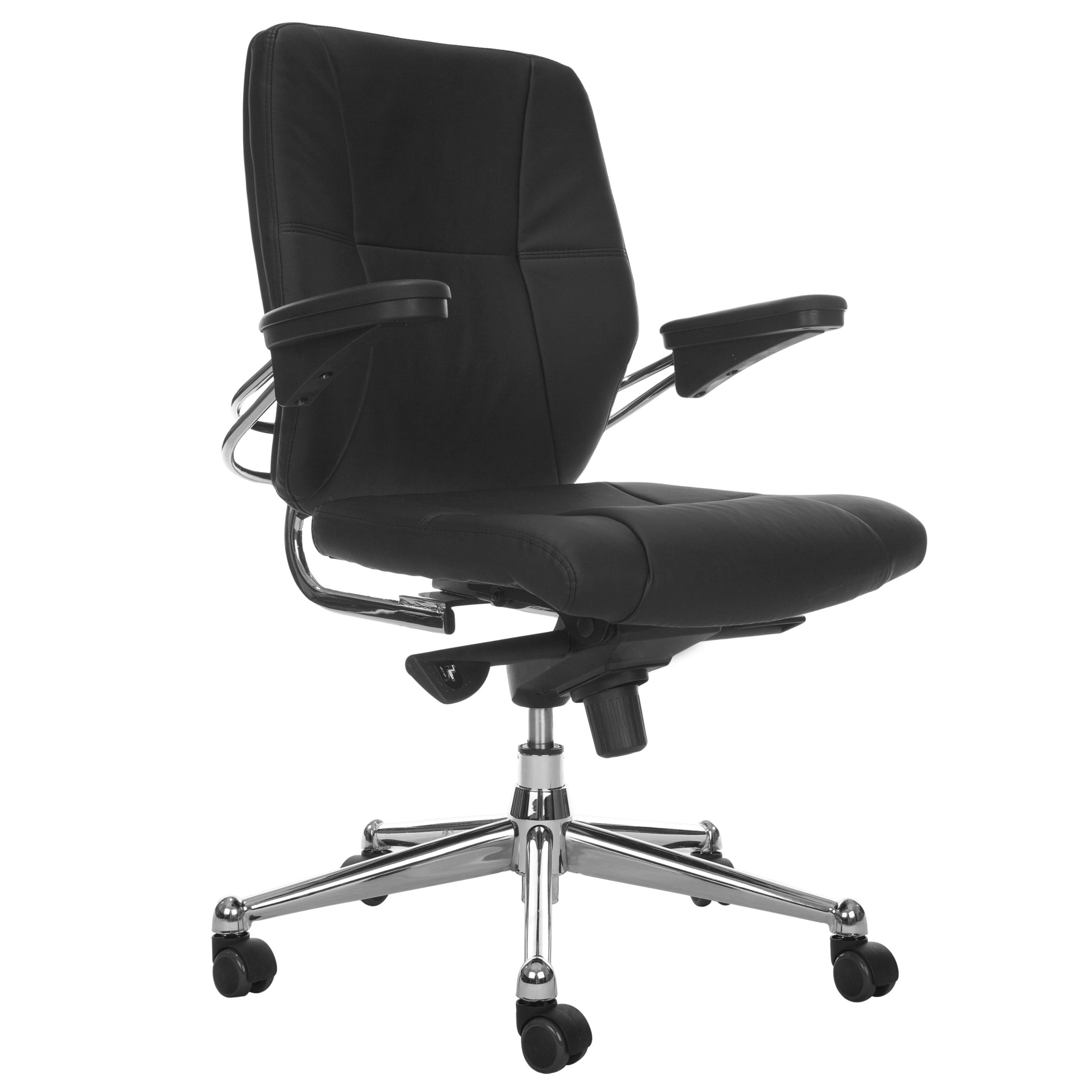 Trent Task Chair - Black