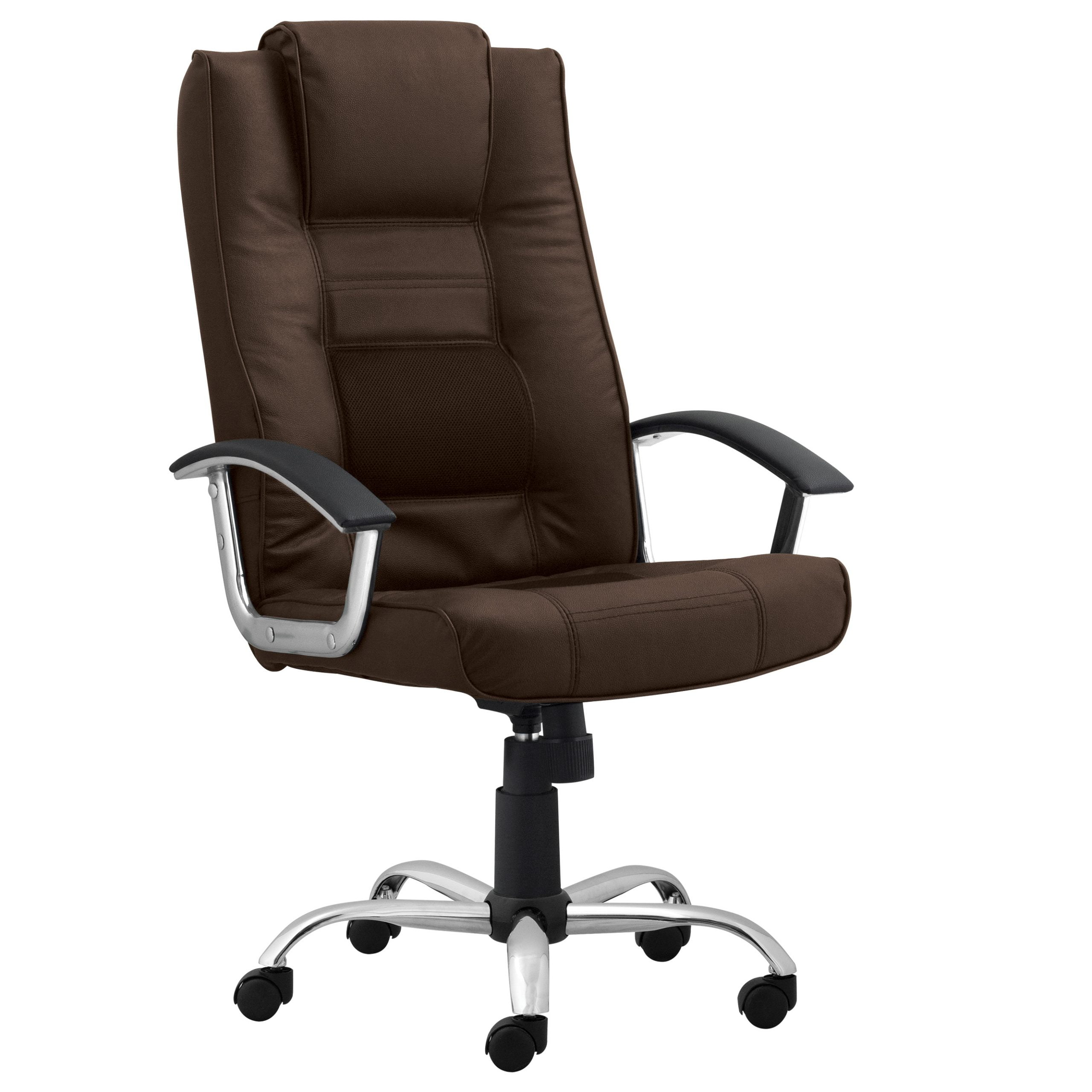 Milan Task Chair - Brown