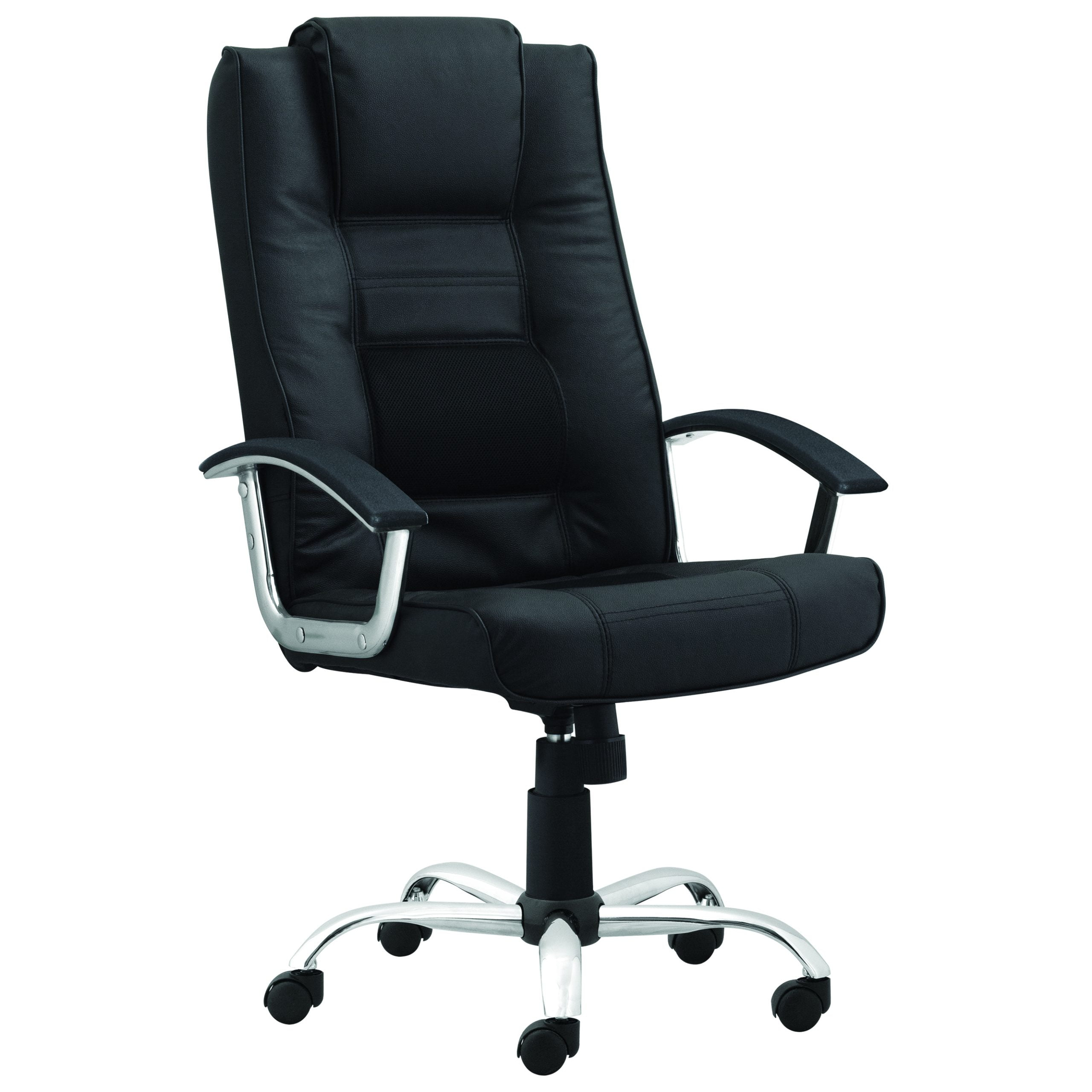 Milan II High Back Task Chair with Arms