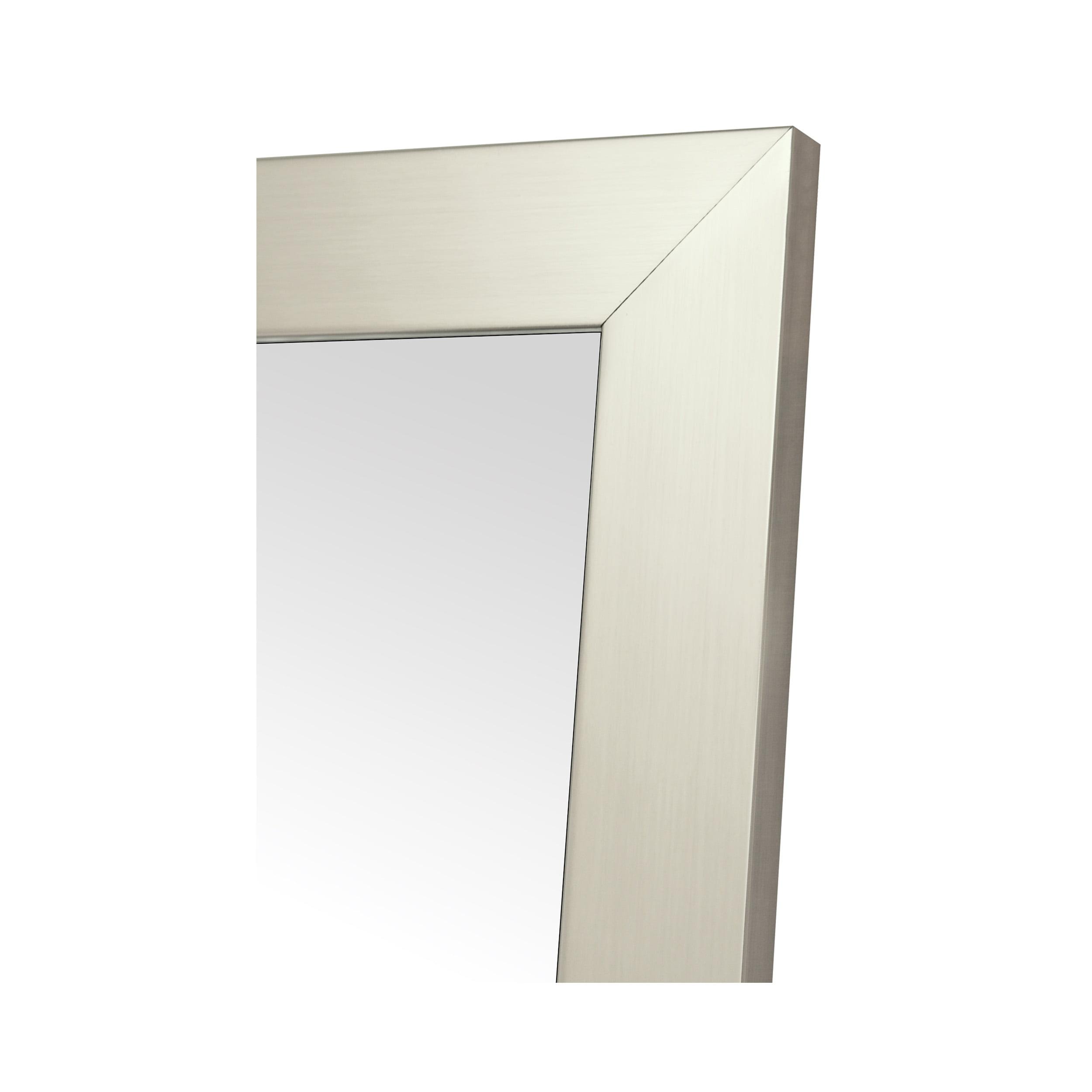 Fornari Silver Non-Beveled Casegood (28 x 45)